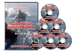 Guided Holistic Integrative Breathing DVD Package